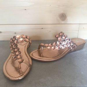 Jeweled Vince Camuto Sandals